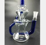 7.48 Zoll-Glasrohr für den Filter-Tabak, der Schlauch aufbereitet