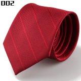 Mode classique Disi à rayures cravates