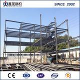 Taller de acero de la construcción del alto de Standarsd edificio de la estructura de acero