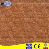 Панель сандвича PU полного цвета крышки деревянной картины стальная