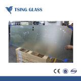 3-19mm hanno indurito il vetro Tempered della costruzione per la stanza da bagno della doccia