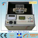 Entièrement automatique de l'huile isolante diélectrique d'huile de transformateur testeur (IIJ-II-60)