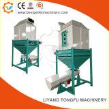 Système de refroidissement de boulettes industrielle contreflux palette Machine de refroidissement