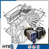 3개의 단면도 기존 보일러 혁신 및 근대화를 위한 회전하는 공기 예열기
