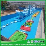 A Pulverização Polyurea, piso de Piscina para Antiwater, Antiabrasion, Anti Slip