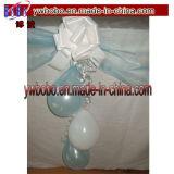 ビジネスクリスマスのギフトの結婚式の気球の上の装飾(W1082)