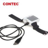Contecの手首RS01 (SpO2/Pulse Rate/PCのソフトウェア)の呼吸の睡眠時無呼吸のモニタ
