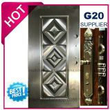Portello d'acciaio di obbligazione del metallo superiore 2017 (EF-S126)