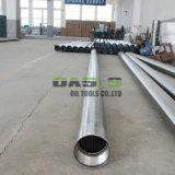 Cable de la cuña de Ss V Cable Johnson Pantalla para la perforación de pozos de agua