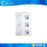 Etiqueta de calidad superior del papel revestido NFC del Hf de la ISO 15693 de Sli del código de I