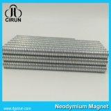 Zeldzame aarde van de Fabrikant van China sinterde de Super Sterke Hoogwaardige Permanente Flens opzet de Magneet Magneten/NdFeB van de Motoren van gelijkstroom/de Magneet van het Neodymium