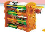 子供の寝室の家具の託児所のプラスチックキャビネットの記憶