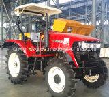 Wiel Tractor 90HP voor Farm Use