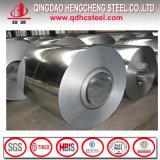 Aço galvanizado mergulhado quente de SPCC SGCC na bobina
