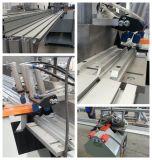 De V-vorm van het Profiel van de Deur van het Venster van het Aluminium van pvc UPVC sneed Machine