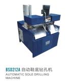 Automatische alleinige Bohrmaschine für den Schuh, der Maschine herstellt