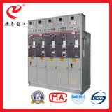 Sdc15-12 Sf6 totalmente isolados do Gás de painéis de distribuição elétrica compacta (GIS) Anel O da Unidade Principal (RMU) para média tensão para a Estação de Metro