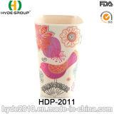 nicht zerbrechliches biodegradierbares Bambusfaser 400ml Eco Cup (HDP-2011)