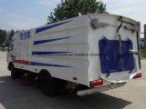 6 바퀴 거리 청소원 6500L 모래와 먼지 청소 트럭