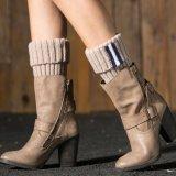 نساء سيادة [ن] [هي] [لغ] [وينتر] يحبك صوف ركبة فخذ عال جوارب ساق مسخّن