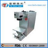 Bewegliche Laser-Maschine für Markierung und Stich