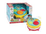 Los niños recién batería eléctrica de juguete musical (H0001227)
