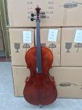 Tous les faits à la main pleine taille de l'ancien violoncelle 4/4 fabriqués en Chine