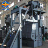 Tumble-Riemen-Granaliengebläse-Maschinerie