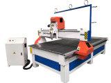 CNCのルーターの機械装置を切り分け、切る1325の森