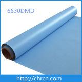 Papel del aislante de DMD con la película no tejida de la tela y de poliester
