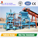 Betoniera Js750 per il blocchetto automatico del cemento che fa macchina