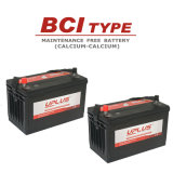 Uplus Sealed Lead Acid Mf 12V Automotive Battery (B24)
