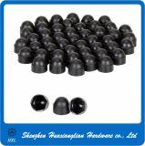 Noir Blanc Gris Couleur Plastique Hexagonal Bolt Nut Covers