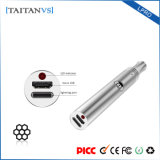 Taitanvs Lpro 300mAh는 코일 세라믹 유리제 난방 전자 담배 연기 기화기 이중으로 한다