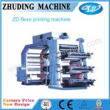 Six couleurs 800/1000 / 1200mm Machine à imprimer à grande vitesse non tissée à haute vitesse