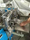 Máquina semiautomática del lacre del bolso de la servilleta de papel