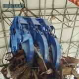 Position de rebut à télécommande d'encavateur de fer avec six pétales