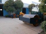 12t scelgono il rullo compressore idraulico pieno di vibrazione del timpano con Padfoot (JM612HP)