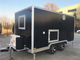 2017 de Rode Mobiele Vrachtwagen van het Voedsel voor Verkoop Australië