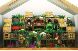 子供のためのMultifuntionの高品質のいたずらな城の屋内運動場