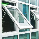Высокий уровень звуконепроницаемых автоматический тент из ПВХ окна