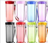 Исключительная оптовая ясная пластичная чашка с Thp-018