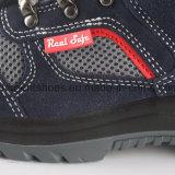 Кожаный отрезок RS8138 середины ботинок безопасности