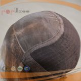 Capelli umani di modo davanti ad una parrucca del merletto (PPG-l-01988)