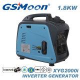 Aprovado pela EPA 1.7kVA gás Gerador do Inversor de Energia Portátil