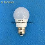 알루미늄 & Eco 플라스틱을%s 가진 3W LED 전구