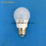 3W LED Birnen-Licht mit Aluminium u. Eco Plastik