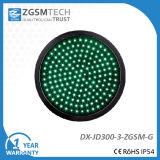 보충 녹색 Dia. 300mm를 위한 녹색 공 교통 신호 빛 12 인치