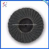 Волокна шлифовки блока заслонки впуска воздуха для матирования шлифовальный диск колеса
