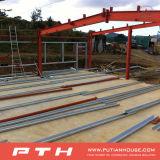 Proyecto constructivo de la estructura de acero del almacén de la estructura de acero